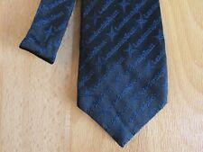 Leadership & Trust Polyester Warp & Soie De Trame tie made in England