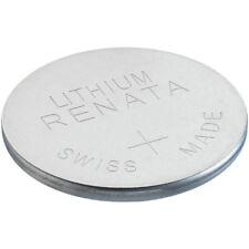 Renata Lithium CR2025 2025 3v Battery Coin Cell Car Key Remote Control