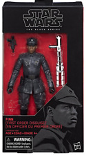 """D3 Hasbro Star Wars The Black Series 6"""" #51 Finn in First Order Disguise"""