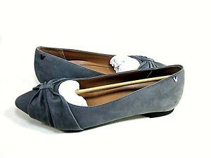 Vionic Womens Gem Gramercy Charcoal Slippers US Size 9 M, EUR Size 41, UK Size 7