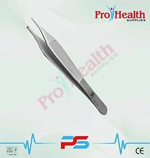 Dressing & Tissue Forceps Adson 12cm Kocher 1:2 Toothed Fine Quality