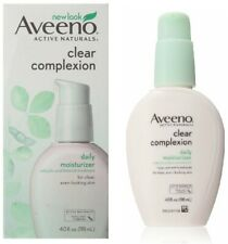 Aveeno Clear Complexion Daily Moisturizer Salicylic Acid Blemish Treatment, 4oz.