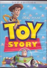 4 DVD SET - TOY STORY 1 2 3 & THAT TIME FORGOT - Walt Disney Pixar Tom Hanks