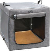 Petsfit 30x20x19 Inches Travel Pet Home Indoor/Outdoor for Medium Dog Frame Home