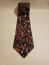 Where's Waldo by Schreter Men's Neck Tie 100% Silk Made in USA