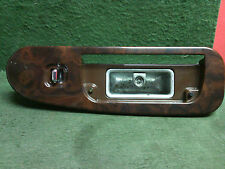 1998 - 2002 Lincoln Towncar RH passenger Rear window switch ash tray Used OEM