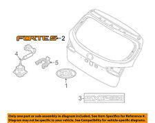 KIA OEM Forte Koup Liftgate Tailgate Hatch-Emblem Badge Nameplate 86311A7510