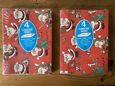 Vintage Christmas Gift Boxes Lingerie Boxes Never Used New In Package By Gibson