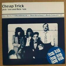 Cheap Trick – Pick-'Em And Flick-'Em – 2003-2Disc Set
