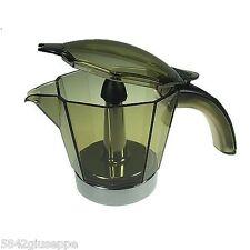 DE LONGHI Base con Tasto per Macchina da Caffè MOKA ALICIA EMK2 C Capsula