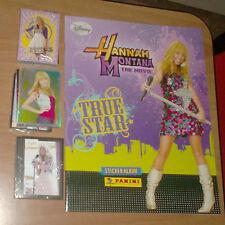Album di figurine Hanna Montana  completo – Panini  2009