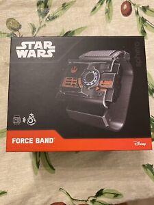 Sphero Disney Star Wars FORCE BAND Drive BB-8, Train Like Jedi, Play in New Ways
