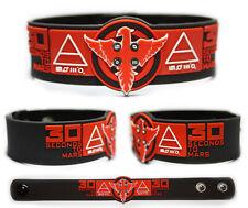 30 Seconds to Mars wristband rubber bracelet v3