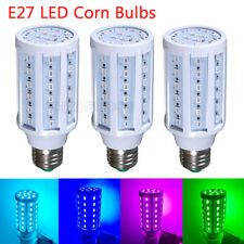 E27 LED Corn Bulb 5730 SMD Light Color Lamp Incandescent Indoor Outdoor Lighting