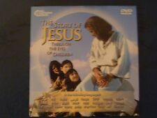 THE STORY OF JESUS FOR CHILDREN DVD-24 LANGUAGES-NEW ALL NATIONS SERIES