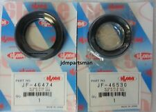 95-00 Honda Civic M/T Axle Seal Set of 2 Left and Right Side Made in Japan