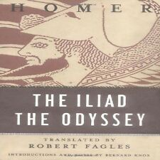 D108  THE ILYAD ODYSSEY CLASSICAL FANTASY AUDIO BOOK  BY HOMER