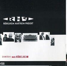 "RÖDELHEIM HARTREIM PROJEKT ""Zurück nach Rödelheim"" (CD)"