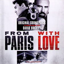 From Paris With Love  - Original Soundtrack [2010] | David Buckley | CD