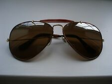 Vintage RAY-BAN B&L USA The General Outdoorsman AVIATOR -Sunglasses 58-14