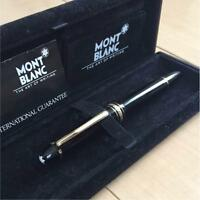 MONTBLANC Fountain Pen Meisterstuck No.146 Nib:14K M w/Discoloration