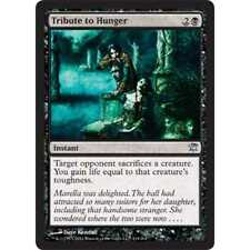 2x MTG Tribute to Hunger NM - Innistrad