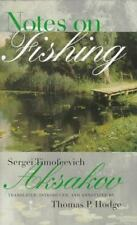 Notes on Fishing (Studies in Russian Literature and Theory)-ExLibrary