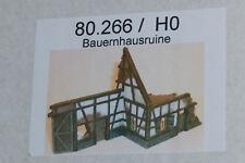 Artmaster 80.266 Bauernhausruine H0 1:87 Neu / OVP