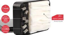 Coils & MUJI Cotton Set DIY RDA RBA RTA Vape Premade Heater Wire Prebuilt Coil