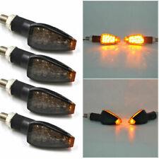 TDRMOTO 4x Motorcycle LED Indicator for Yamaha XC180K/XC200 -TN080BLK