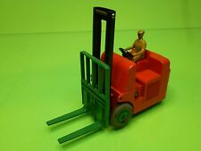 DINKY TOYS - 1:43 - NO= 14C CONVENTRY CLIMAX FORK  - IN NEAR MINT  CONDITION