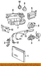 CHRYSLER OEM-Blower Motor 4443132AB
