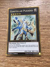 Constellar Pleiades - PGL3 - GOLD RARE - 1st Edition