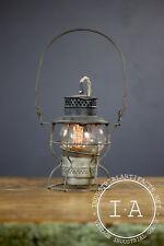 Antique Adams and Westlake Railroad Lantern