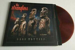 The Stranglers - Dark Matters Red & Black Smoke Coloured Vinyl LP Sealed 2021
