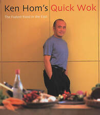 Ken Hom's Quick Wok: The Fastest Food in the East, Ken Hom, Cooking Books