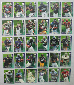 2000 CE Masters Sentinels Silver Rookie Complete (30) Card Set Lewis  /2000 Mint