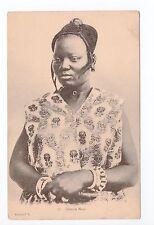 AFRIQUE scenes types ethnies missions Ethnics Une femme Mossi