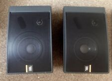 JBL CONTROL 5 Near Field Monitor Speakers Pair