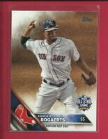 Xander Bogaerts 2016 Topps Update Series All Star Game Card # US115 Red Sox MLB