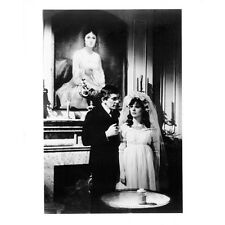 Dark Shadows Barnabas Collins and Maggie Smith on Wedding Day 8 x 10 Inch Photo