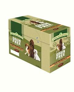 James Wellbeloved Turkey Grain Free Pouch for Dog, 100 g, Pack of 12