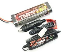 NEW T-MAXX 3.3 2A DC CHARGER 1800MAH 7.2V EZ ROTO START BATTERY 6 CELL FLAT 2919