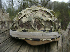 3D Foliage Scrim Piece, Multicamo for Multicam MTP MK7 & Para Helmets (net only)