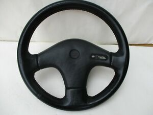 1990 Nissan 300ZX OEM BLACK Dash Dashboard Interior USDM Steering Wheel