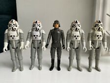 Vintage Star Wars Figures Imperial Army (set8)