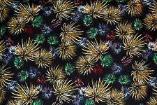 NEW Scrubs  ~  Mock Wrap Print Scrub Top  ~  S  ~  Starburst Green  ~  July 4th