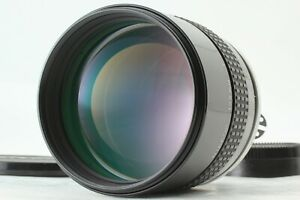 Rare!【MINT+】Nikon Ai Nikkor 135mm f/2 MF Lens by FedEx From JAPAN A602