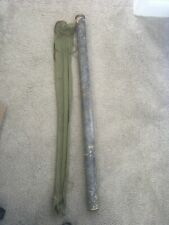 Vintage Split Bamboo Fly Rod Case