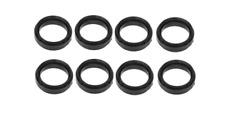 Upper Intake Manifold Seal Ring 8pcs for Mercedes W140 W124 R129 W126 R107 W116